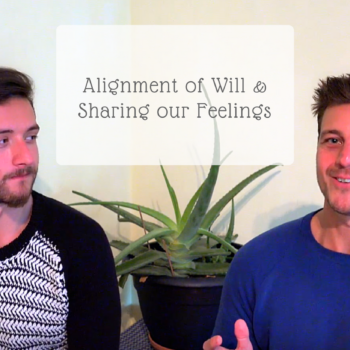 The Divine Truth Experience - Alignment of Will & Sharing our Feelings